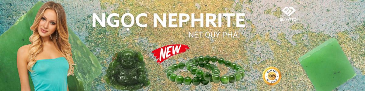 NGỌC NEPHRITE