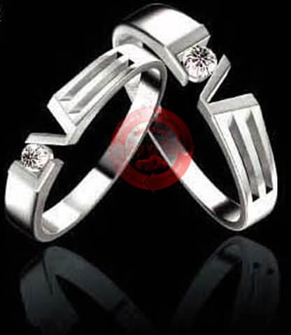 nhẫn cưới vàng, nhan chư