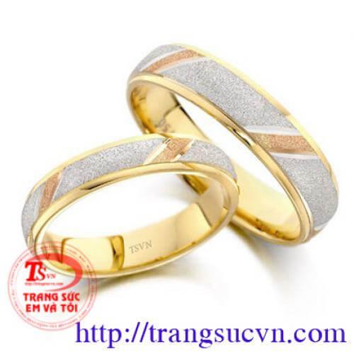 Nhẫn cưới tín vật tình yêu