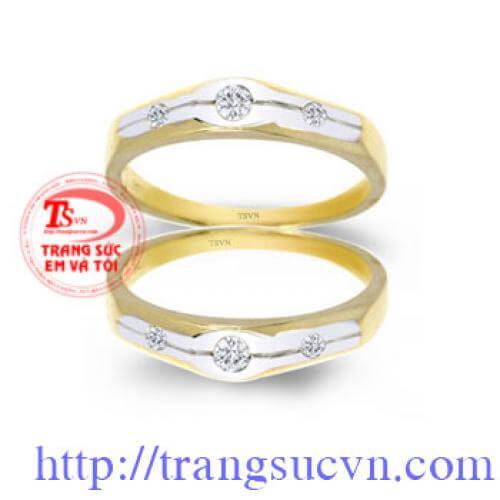 cặp nhẫn cưới