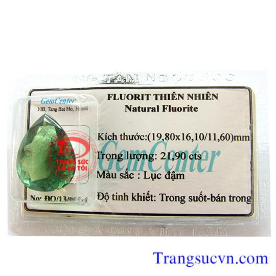 Mặt đá Fluorit Thiên nhiên