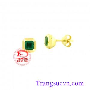 Nụ Emerald xinh