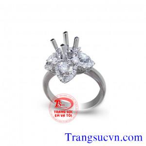 Ổ nhẫn nữ Diamond