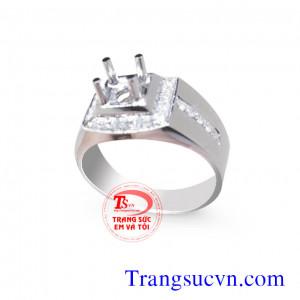Vỏ nhẫn nam kim cương