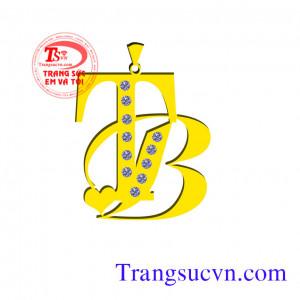 Mặt dây chuyền TB