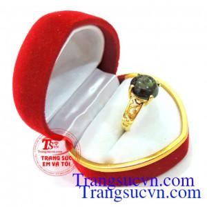 Nhẫn nữ đá Tourmaline