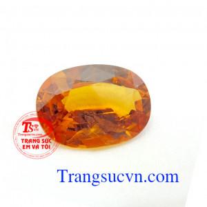 Đá Quý Sapphire vàng 6.5ct