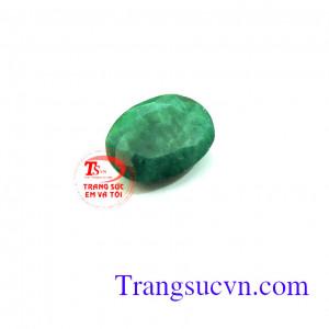 Emerald oval/facet