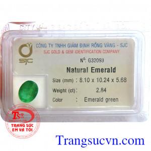 Natural Emerald (Ngọc lục bảo)