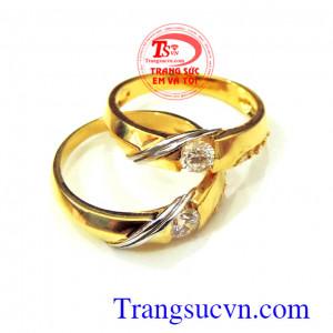 Nhẫn cưới giá rẻ Hà Nội