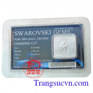 cubic zirconia 6mm