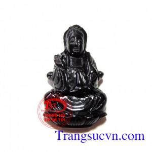 Phật quan âm đá đen