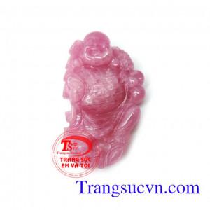 Hồng ngọc Phật di lặc