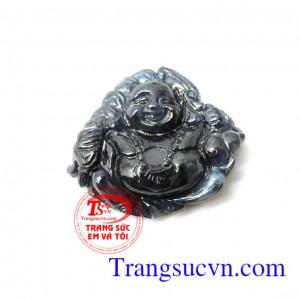 Phật di lặc sapphire hộ mệnh