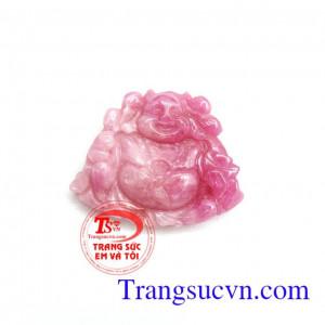 Phật di lặc ruby