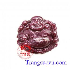 Phật di lặc may mắn