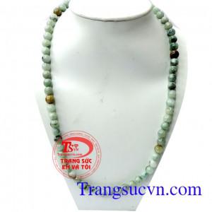 Chuỗi cổ jadeite quý phái