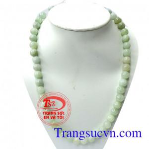 Chuỗi ngọc jadeite phong thủy