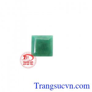 Đá quý Emerald viên vuông