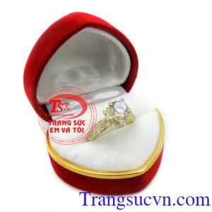 Nhẫn nữ vẻ đẹp cổ điển