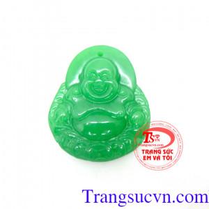 Phật di lặc ngọc cẩm thạch giá rẻ