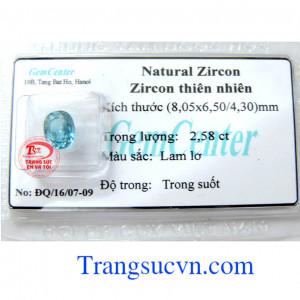 Zircon tự nhiên