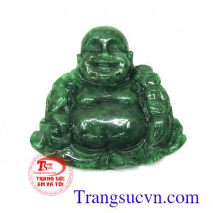 Phật Di Lặc Ngọc Cẩm Thạch Đẹp