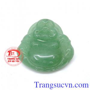 Phật di lặc đá Aventurine thiên nhiên