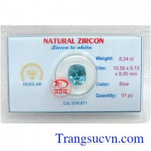 Đá zincon quý hiếm ép vỉ