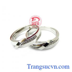 Nhẫn cưới nơi tình yêu bắt đầu