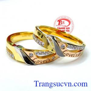 Cặp Nhẫn Love