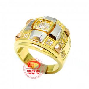 Nhẫn vàng 18k đẹp