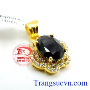 Mặt vàng Sapphire
