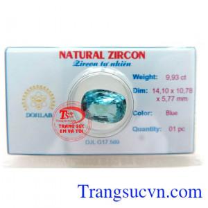 Viên Zircon Thiên nhiên