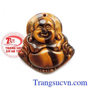 Đức Phật Di Lặc đá Mắt Hổ