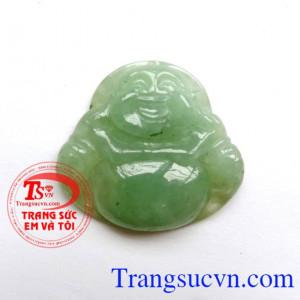 Nụ cười Phật Di Lặc Ngọc Cẩm Thạch