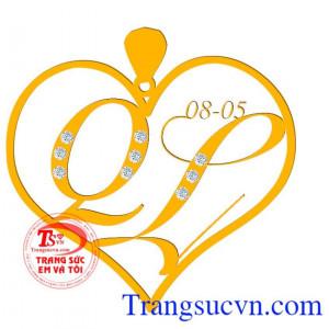 Mặt vàng chữ QL