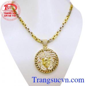 Bộ trang sức Vàng Versace
