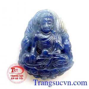 Mặt Phật A Di Đà Saphire