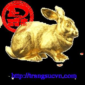 Tuổi Mão (Thỏ) Vàng 99.9