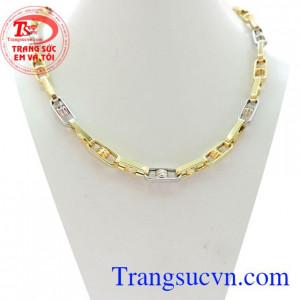 Dây Chuyền Vàng Ý Cho Nam Lịch Lãm