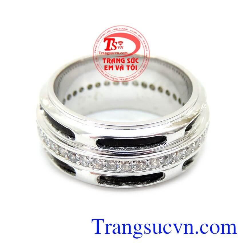 Nhẫn lông đuôi voi - Bảo vật mang lại may mắn, tình duyên và sức khỏe Nhẫn Lông Đuôi Voi Mang Lại May Mắn