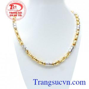 Dây chuyền vàng đeo món quà ý nghĩa cho người Yêu quý, Dây nam vàng cho nam Dây chuyền nam vàng tây chất lượng dây chuyền vàng đảm bảo chât lượng và uy tín