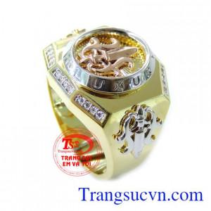 Nhẫn Nam Luxury Lịch Lãm