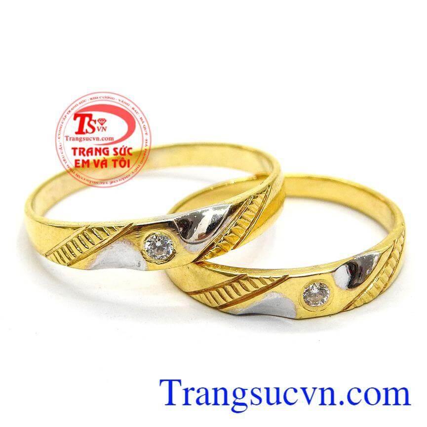 Nhẫn cưới đẹp chất lượng cao