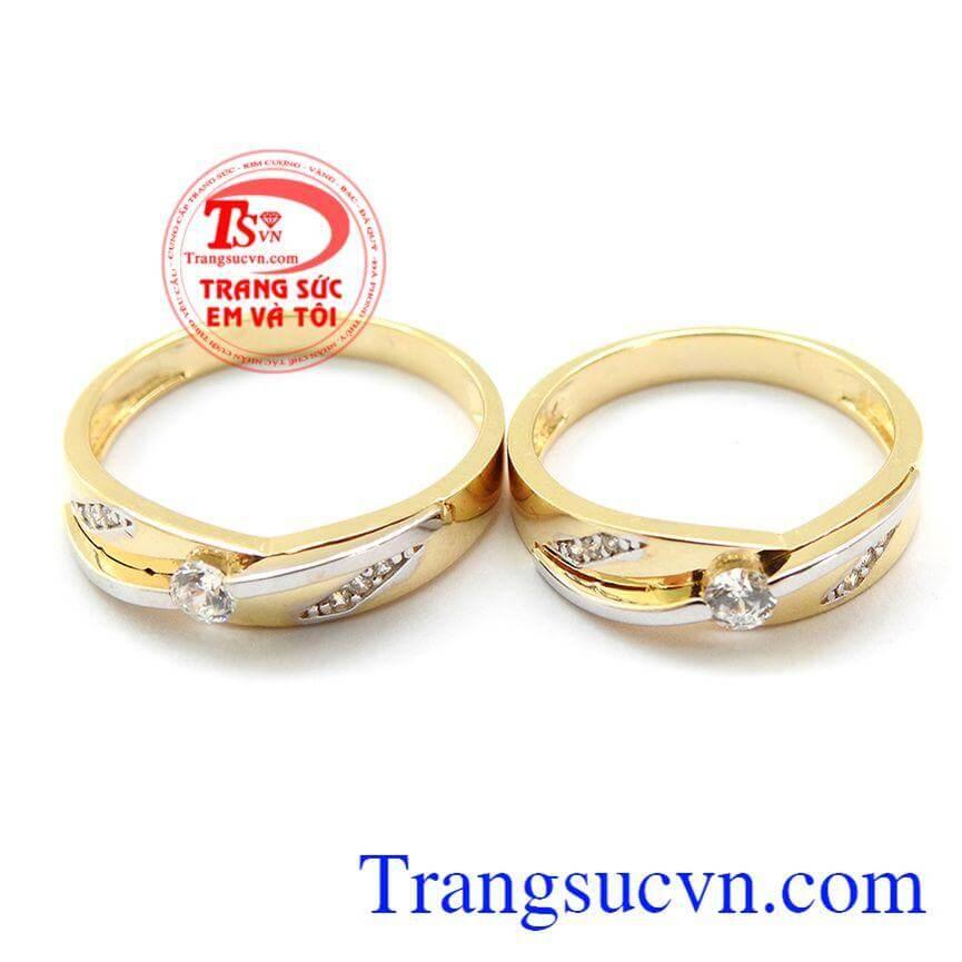 Nhẫn cưới Hàn Quốc đẹp