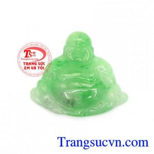 Mặt Phật Di Lặc Mệnh Mộc Phong Thủy