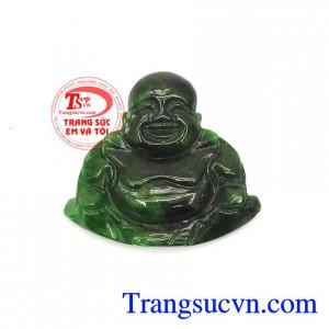 Mặt Phật Di Lặc Mệnh Mộc May Mắn