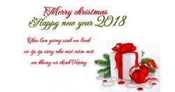 Tưng bừng khuyến mại chào đón giáng sinh và năm mới 2018