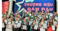 Thương Hiệu Dẫn Đầu Việt Nam 2017